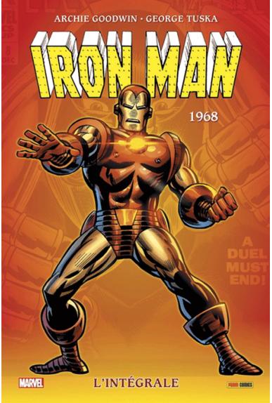 Iron Man L'intégrale 1968 (nouvelle édition)