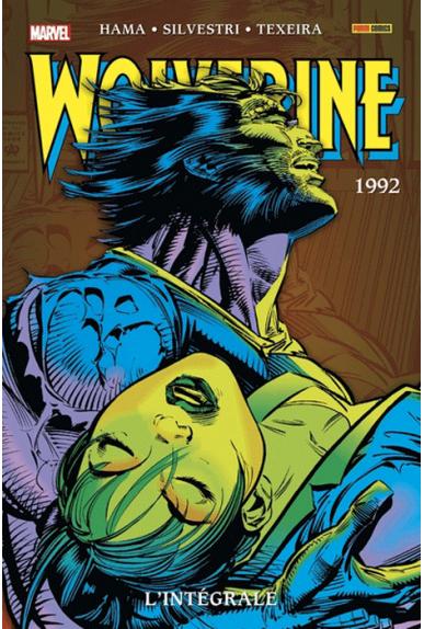 Wolverine L'intégrale 1992 (nouvelle édition)