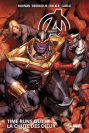 Avengers : Time runs out Tome 2