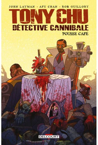 Tony Chu, Détective Cannibale Hors Série : Pousse café