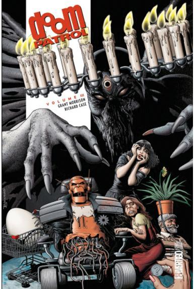 Doom Patrol tome 3
