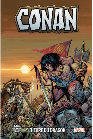 Conan : L'heure du Dragon