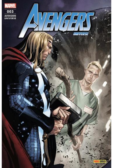 Avengers Universe 3 (2021)