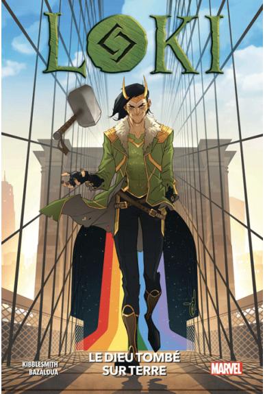 Loki : Le Dieu tombé sur Terre