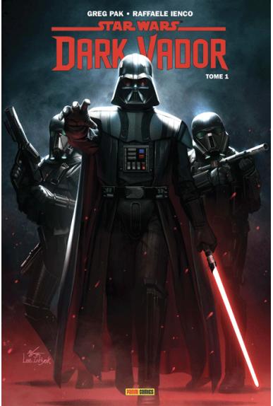 Dark Vador Tome 1 (2020)