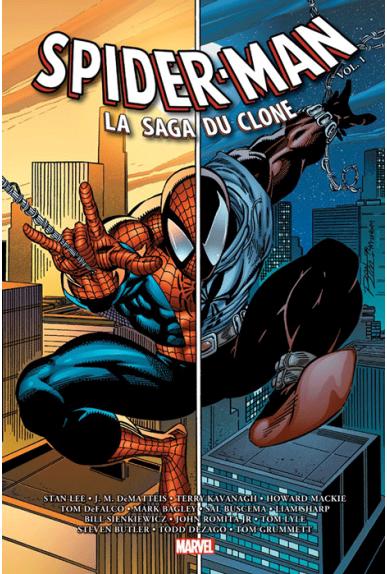 Spider-Man : La Saga du Clone Tome 1