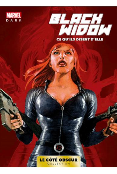 Black Widow : Ce qu'ils disent d'elle