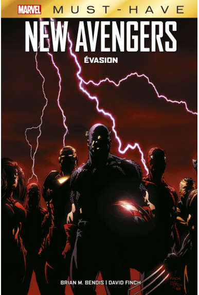 New Avengers : Breakout - Must Have