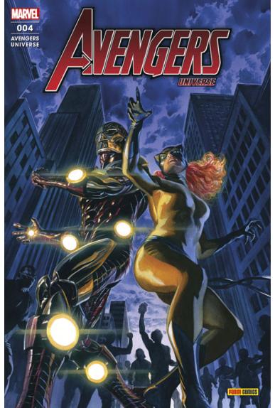 Avengers Universe 4 (2021)