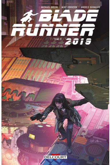 Blade Runner 2019 Tome 3