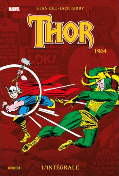 Thor L'intégrale 1964 (première édition)