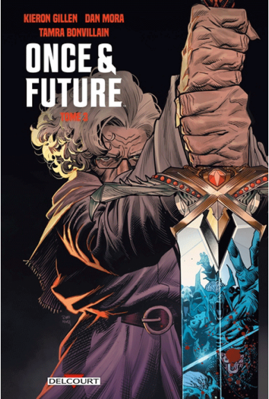 Once and Future Tome 3