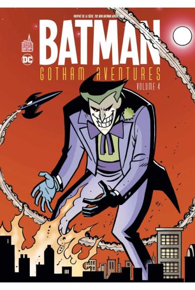 Batman Gotham Aventures Tome 4