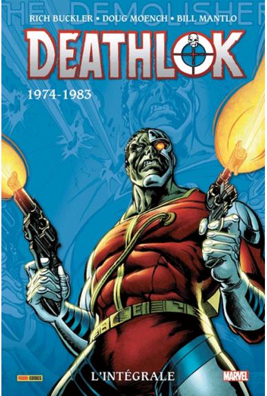 Deathlock L'Intégrale 1974-1983