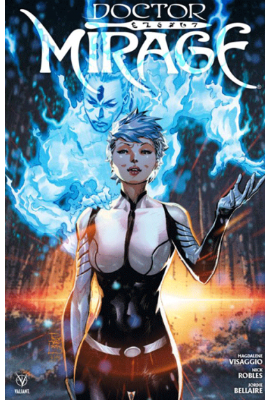 Doctor Mirage Tome 2 (2021)