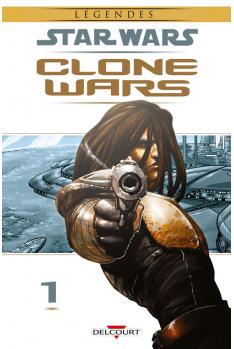 STAR WARS - CLONE WARS Tome 1 - LA DÉFENSE DE KAMINO (NED)