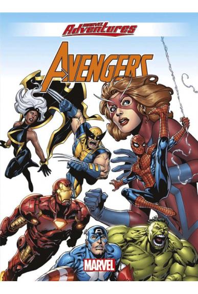 Marvel Adventures Tome 2 : Avengers