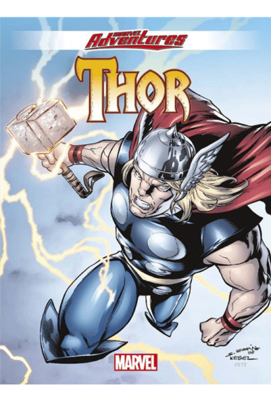 Marvel Adventures Tome 4 : Thor