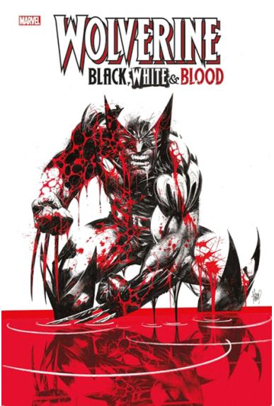 Wolverine : Black White & Blood