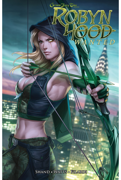 Grimm Fairy Tales : Robyn Hood Tome 2