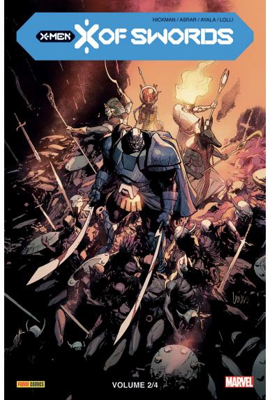 X-Men : X of Swords 02