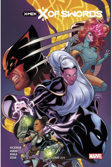 X-Men : X of Swords 02 Edition Collector
