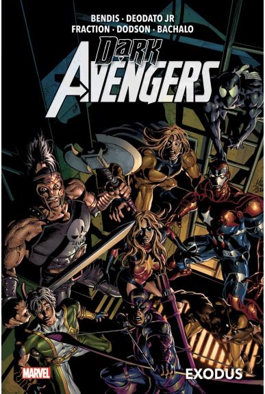 Dark Avengers Tome 2