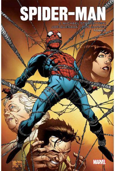 SPIDER-MAN par STRACZYNSKI Tome 5