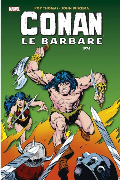 Conan le Barbare Intégrale 1975