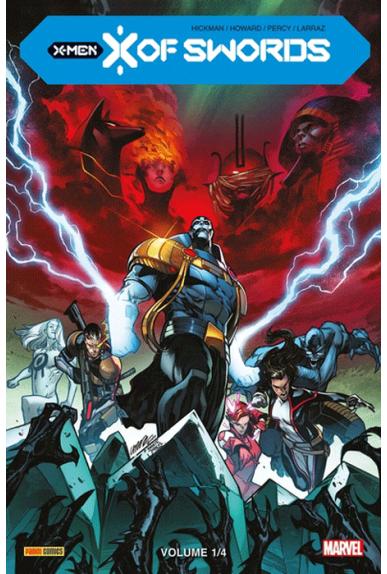 X-Men : X of Swords 01