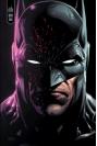 Batman : Trois Jokers Couverture Batman + carte 1