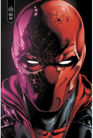 Batman : Trois Jokers Couverture Red Hood + carte 3