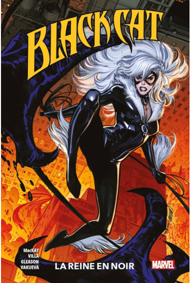 Black Cat Tome 3