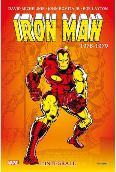 IRON MAN L'INTEGRALE 1978-1979