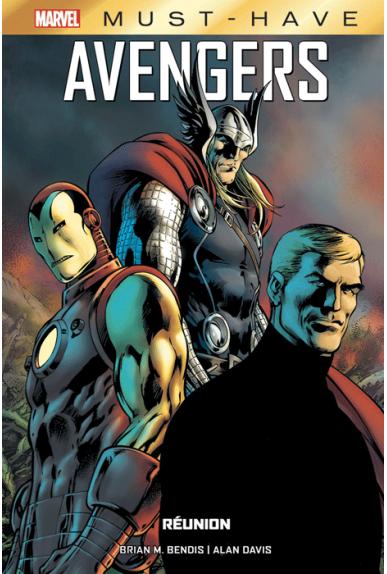 Avengers : Réunion - Must Have