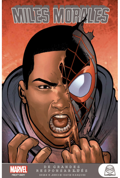Marvel Next Gen - Miles Morales Great Responsibility