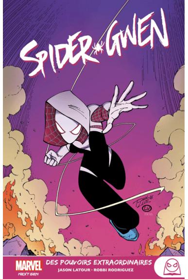 Marvel Next Gen - Spider-Gwen Tome 2