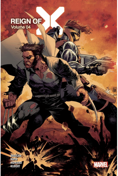 X-Men : Reign of X 04 Edition Collector