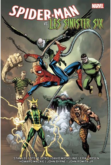 Spider-Man VS Sinister Six