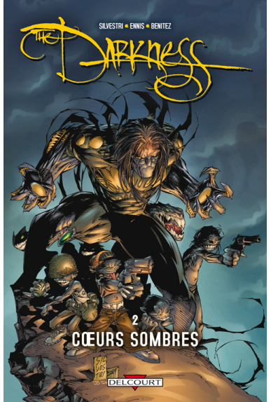 THE DARKNESS Tome 2 - COEURS SOMBRES