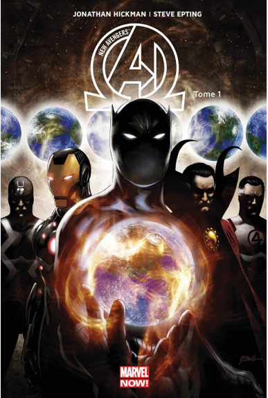 NEW AVENGERS TOME 1 - MARVEL NOW