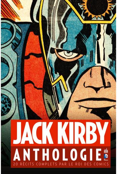 ANTHOLOGIE JACK KIRBY