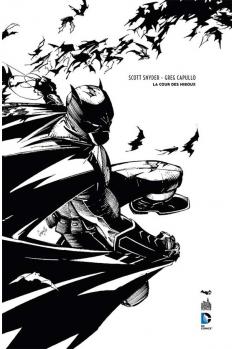 BATMAN LA COUR DES HIBOUX - EDITION 75 ANS N&B