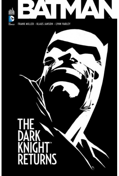BATMAN THE DARK KNIGHT RETURNS + BLURAY et DVD