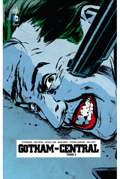 GOTHAM CENTRAL TOME 2
