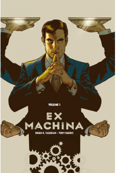 EX MACHINA TOME 1