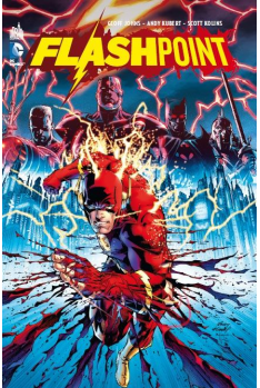 FLASHPOINT + BLURAY et DVD