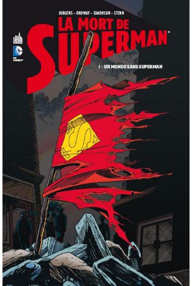 LA MORT DE SUPERMAN TOME 1