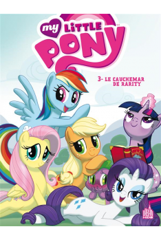 LITTLE PONY TOME 3