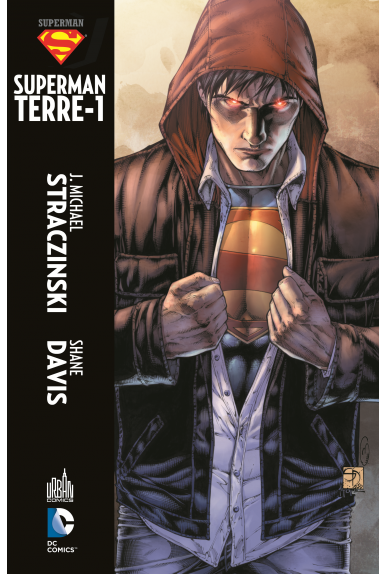 SUPERMAN TERRE UN